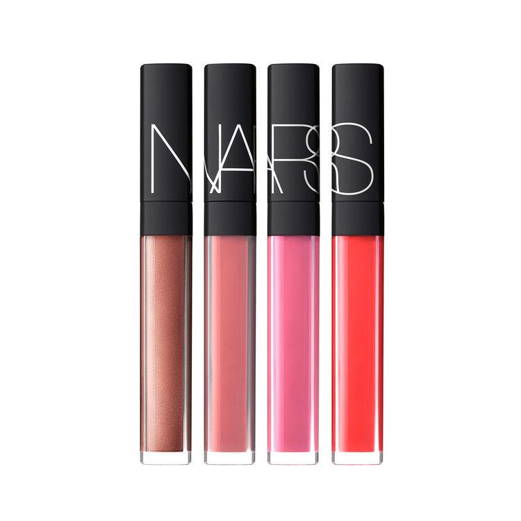 Hot Tropic Lip Gloss Coffret, NARS Lippen-Paletten