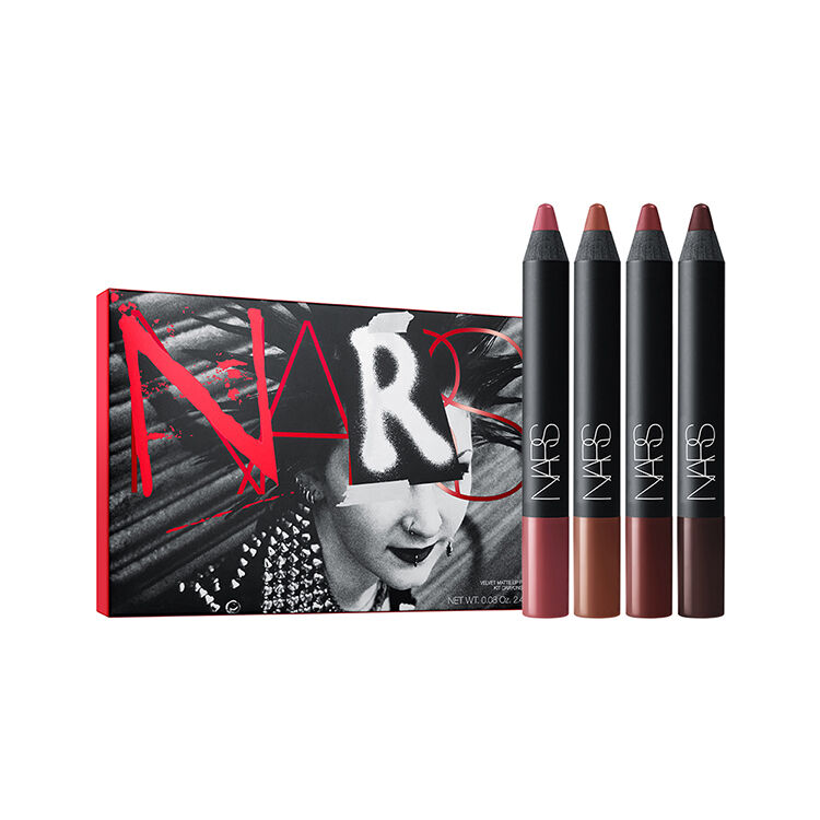 Manic Velvet Matte Lip Pencil Set, NARS Fast vergriffen