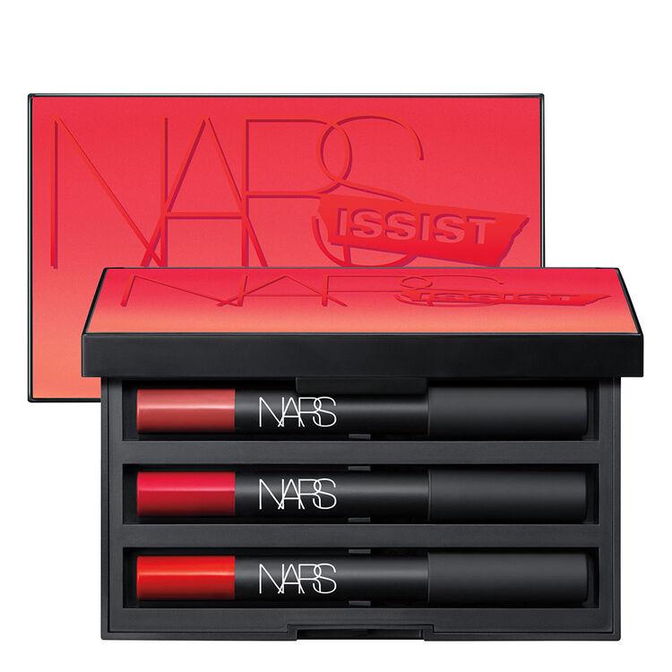 NARSissist Lip-Pencil-Trio, NARS Lippen-Paletten