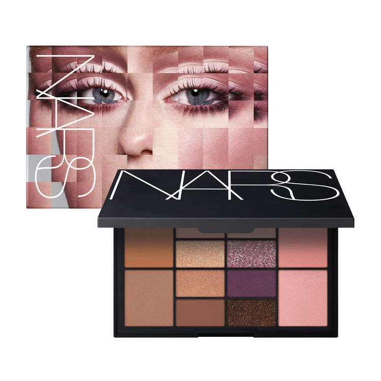 Makeup Your Mind Lidschatten- und Blush-Palette, NARS Blush-Paletten