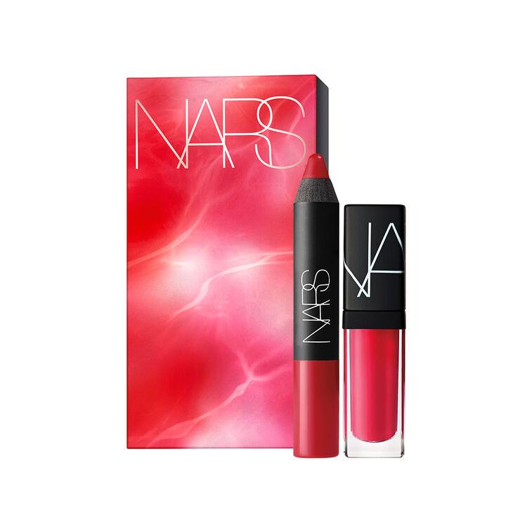 Explicit Color Lip Duo, NARS Rot