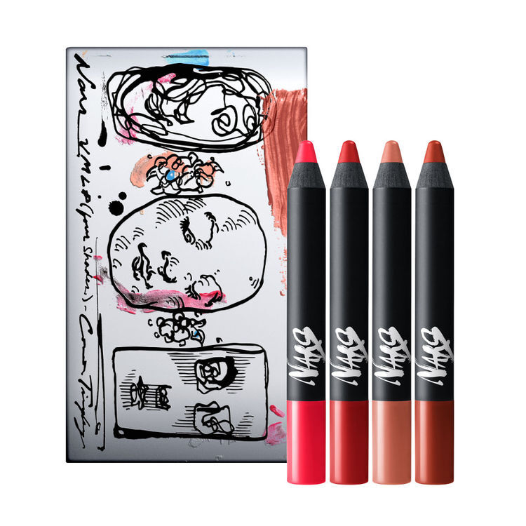 Connor Tingley Velvet Matte Lip Pencil Set, NARS Lippen-Paletten