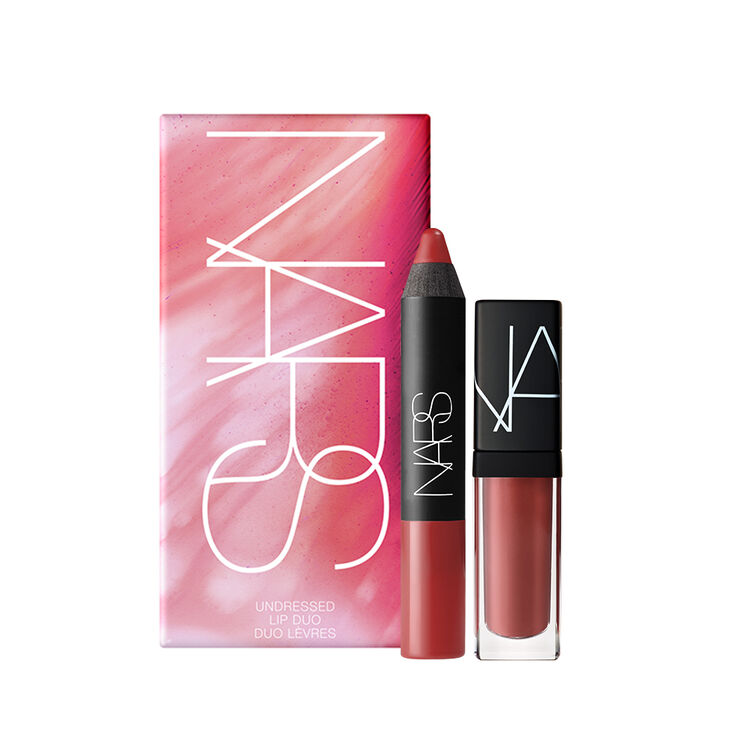 Undressed Lip Duo, NARS Lippen-Paletten